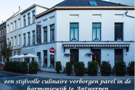 Prachtig ruim pand met restaurant en zeer veel mogelijkheden-Harmoniewijk Antwerpen