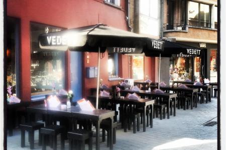 Trendy foodbar  over te nemen centrum van Antwerpen, Kammenstraat.