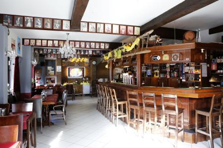 Prachtige brasserie/cafe met woonst centraal gelegen in de Voerstreek (Limburg)